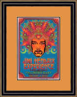 Hendrix color framed.jpg (72304 bytes)