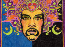 Hendrix original color pencil sketch 2006 detail web.jpg (705715 bytes)